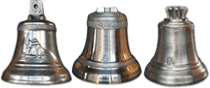 bells in genuine bronze