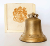 Paccard Miniature Bell - Wooden box Tradition - CustomizedPersonalizedThématique : Nom, prénom