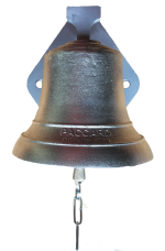 Front door bell  - Fixed mounting - Ø12,7cm - available