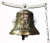 bronze bell for school playground